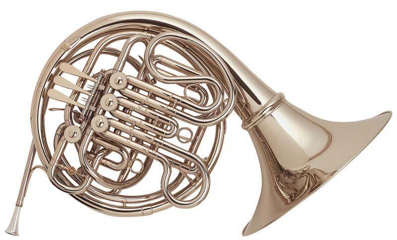 Farkas double french horn, detachable bell