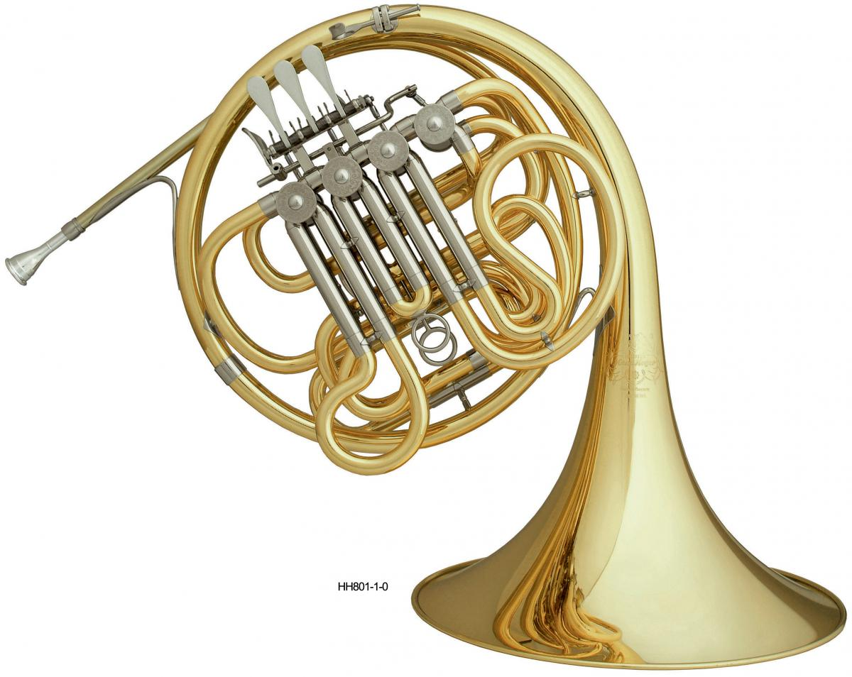 F/Bb double horn Geyer 801 series