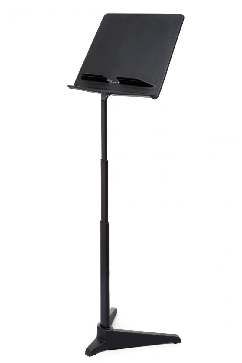 Orchestral music stand V foot