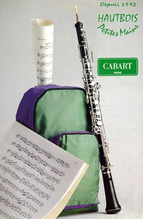Small hands oboe