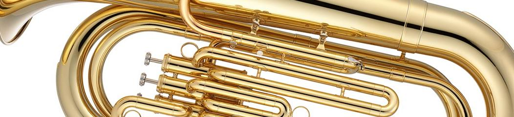 Bb tuba 3 valves 700 series
