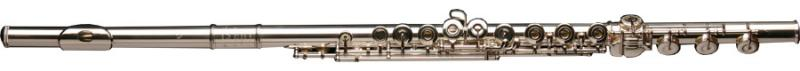 Sterling silver flute