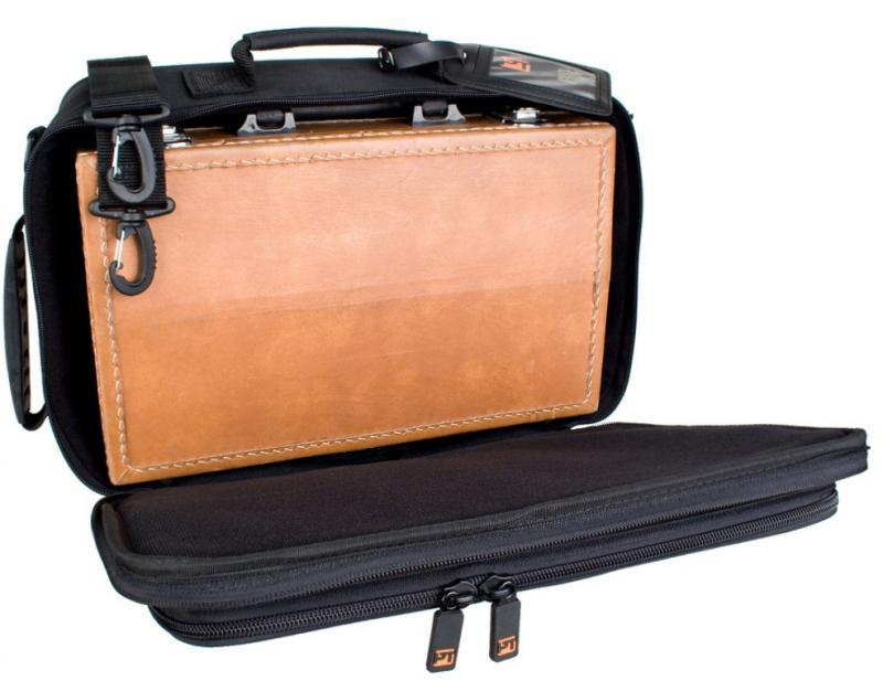 Deluxe clarinet case cover
