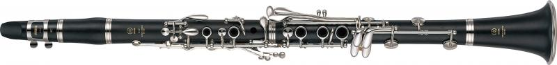 Clarinet grenadilla